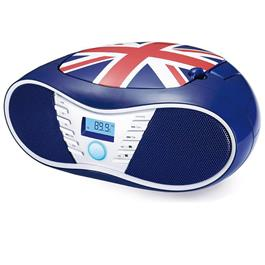 Bigben radio/CD speler RADIO CD PLAYER GB