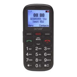 Denver mobiele telefoon senioren GSP-120