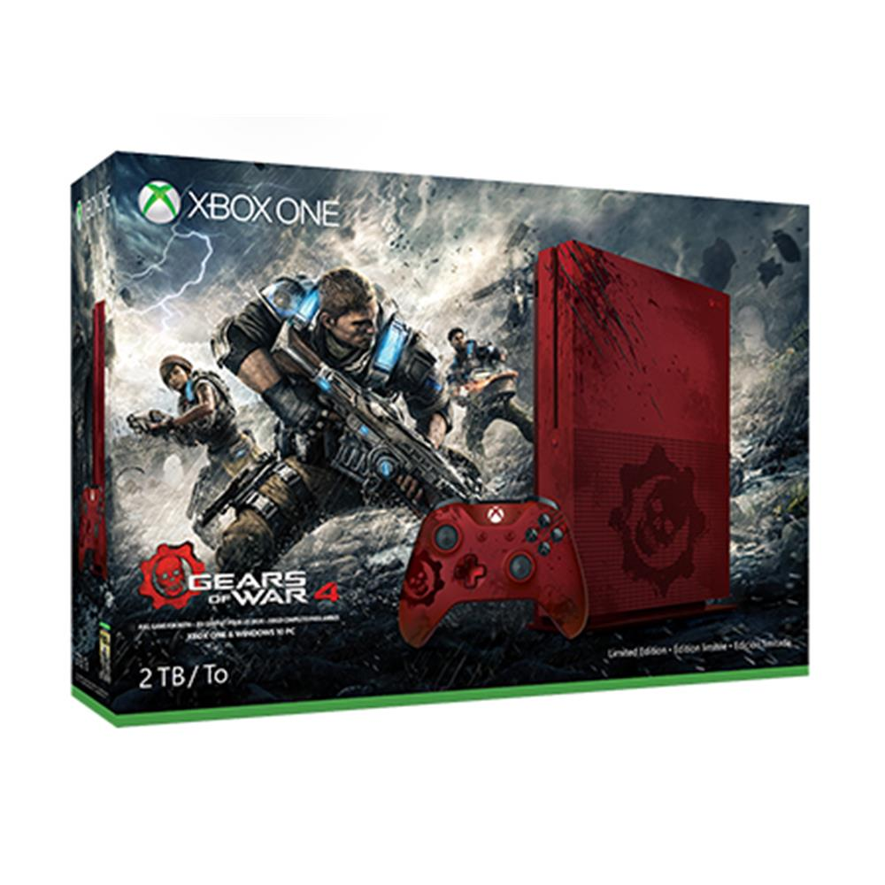 Microsoft gameconsole XBOX ONE S GEARS OF WAR 2TB