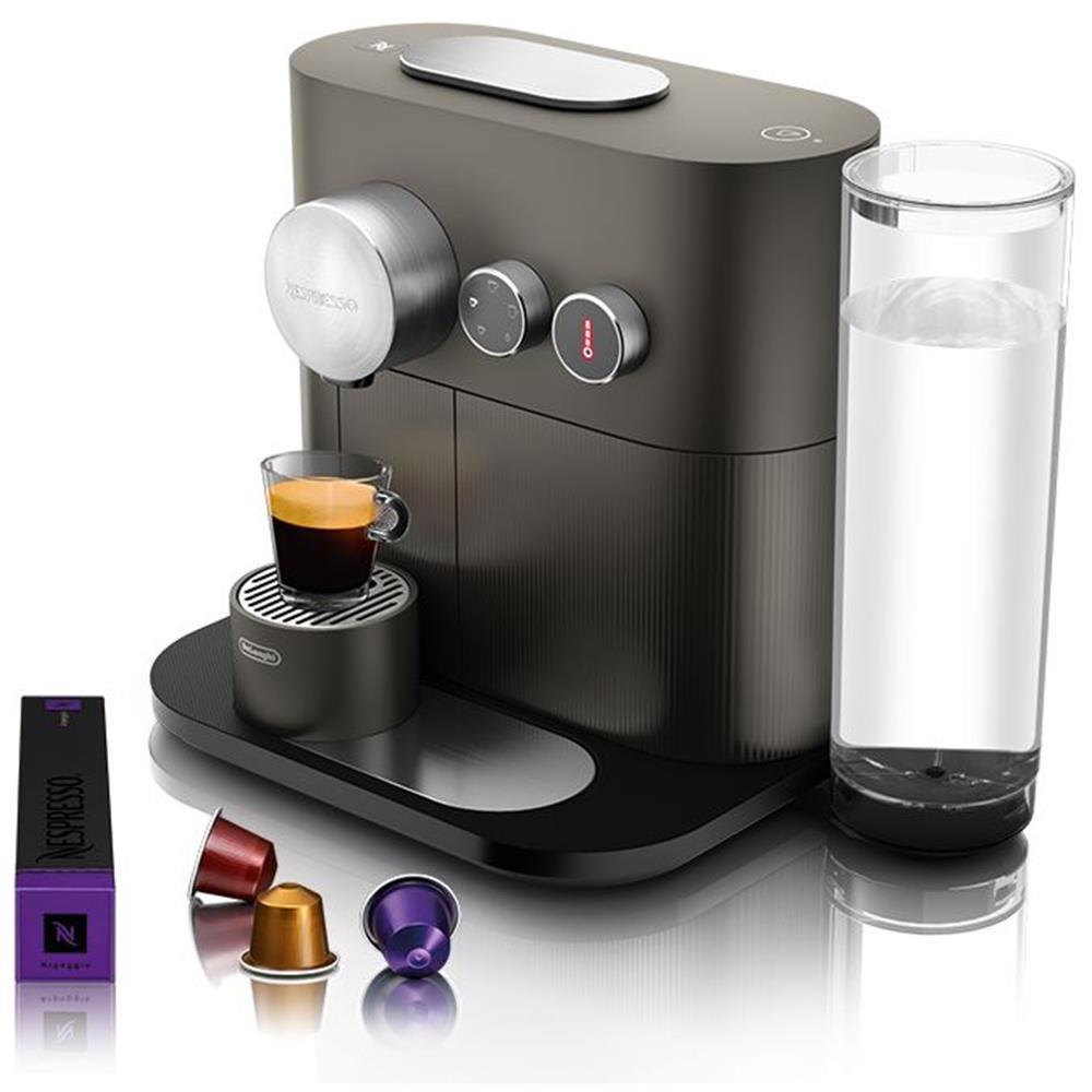 magimix nespresso apparaat 11379nl expert grijs. Black Bedroom Furniture Sets. Home Design Ideas