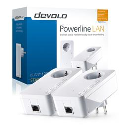 Devolo homeplug DLAN 1200+ STARTER KIT POWERLINE