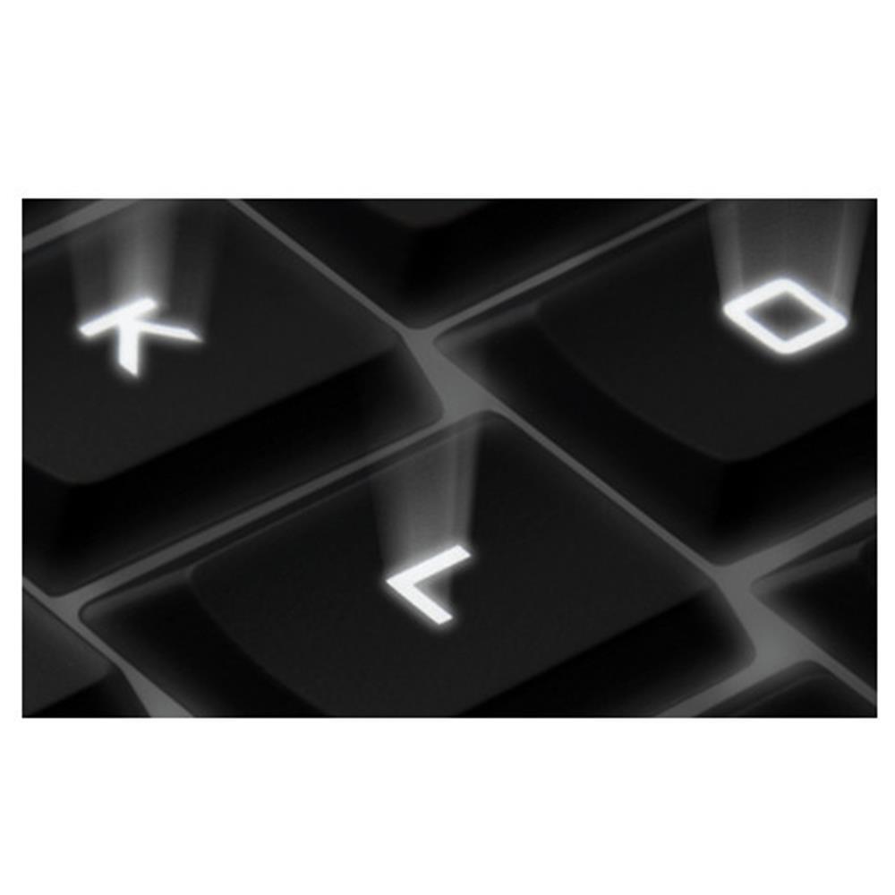 Logitech toetsenbord K740 ILLUMINATED KEYB.