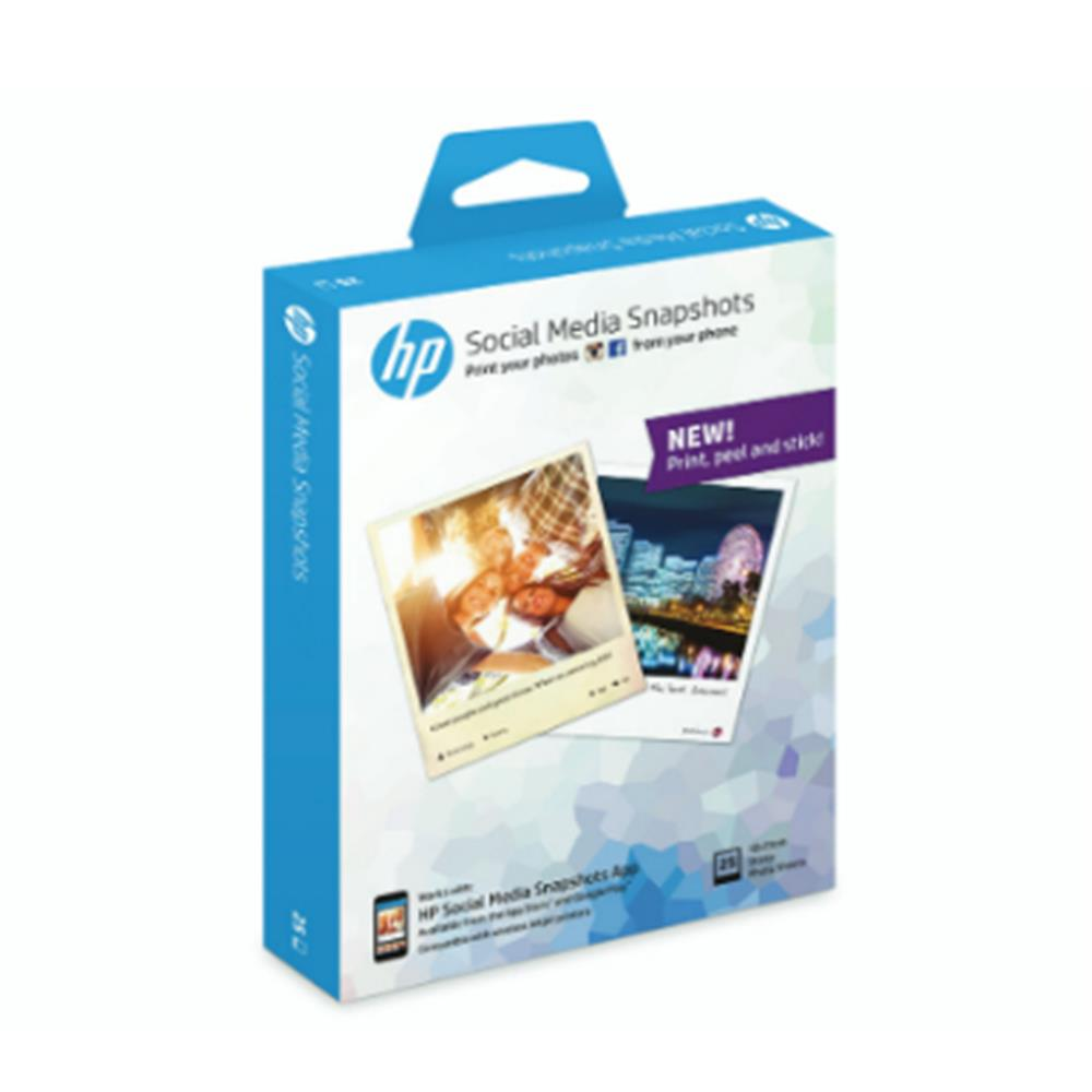 HP fotopapier W2G60A