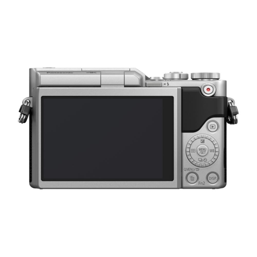 Panasonic systeemcamera LUMIX G GX800 12-32M ZIL