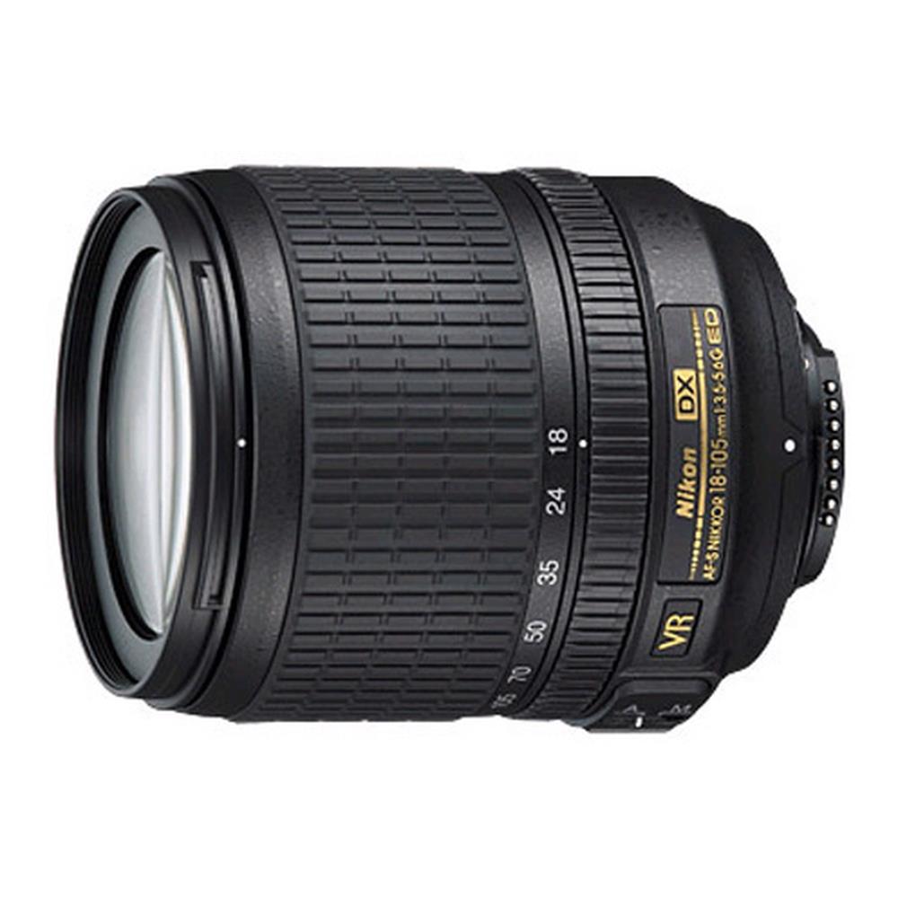 Nikon D3400 18-105mm incl. 16GB SD kaart & tas
