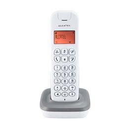 Alcatel DECT telefoon D185 WT/GS