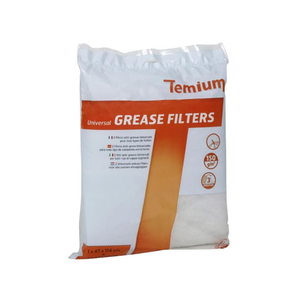Keuken Afzuigkap Filter : Temium universele afzuigkap filters EF150 (2x) kopen bcc.nl