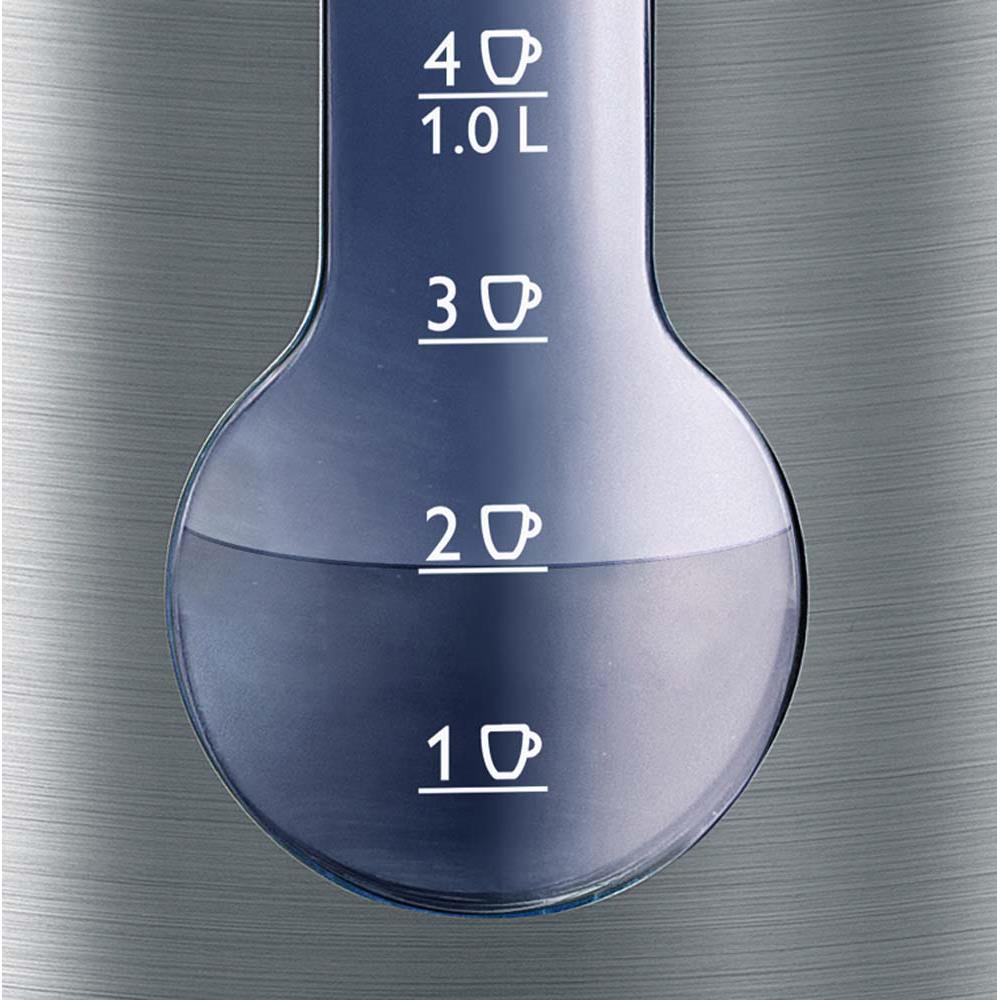 Philips waterkoker HD4670 (RVS)