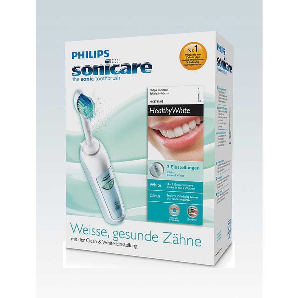 Philips elektrische tandenborstel Sonicare HealthyWhite HX6711/00