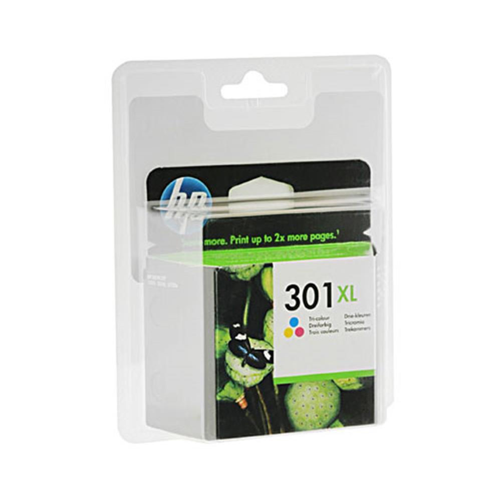hp xl cartridge 301 xl cl kleur accessoires inkt cartridge. Black Bedroom Furniture Sets. Home Design Ideas