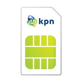KPN Mobile Prepaid Internet (15 Euro Datategoed)