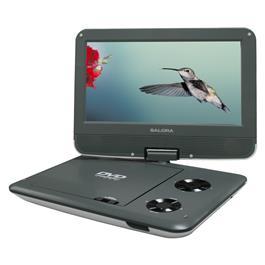Salora portable DVD speler DVP9018SW