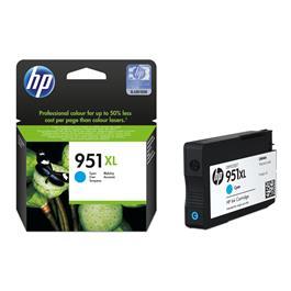 HP XL cartridge 951 XL C (cyaan)