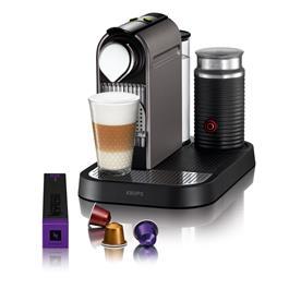 Krups XN730T CitiZ MILK Titan Nespresso