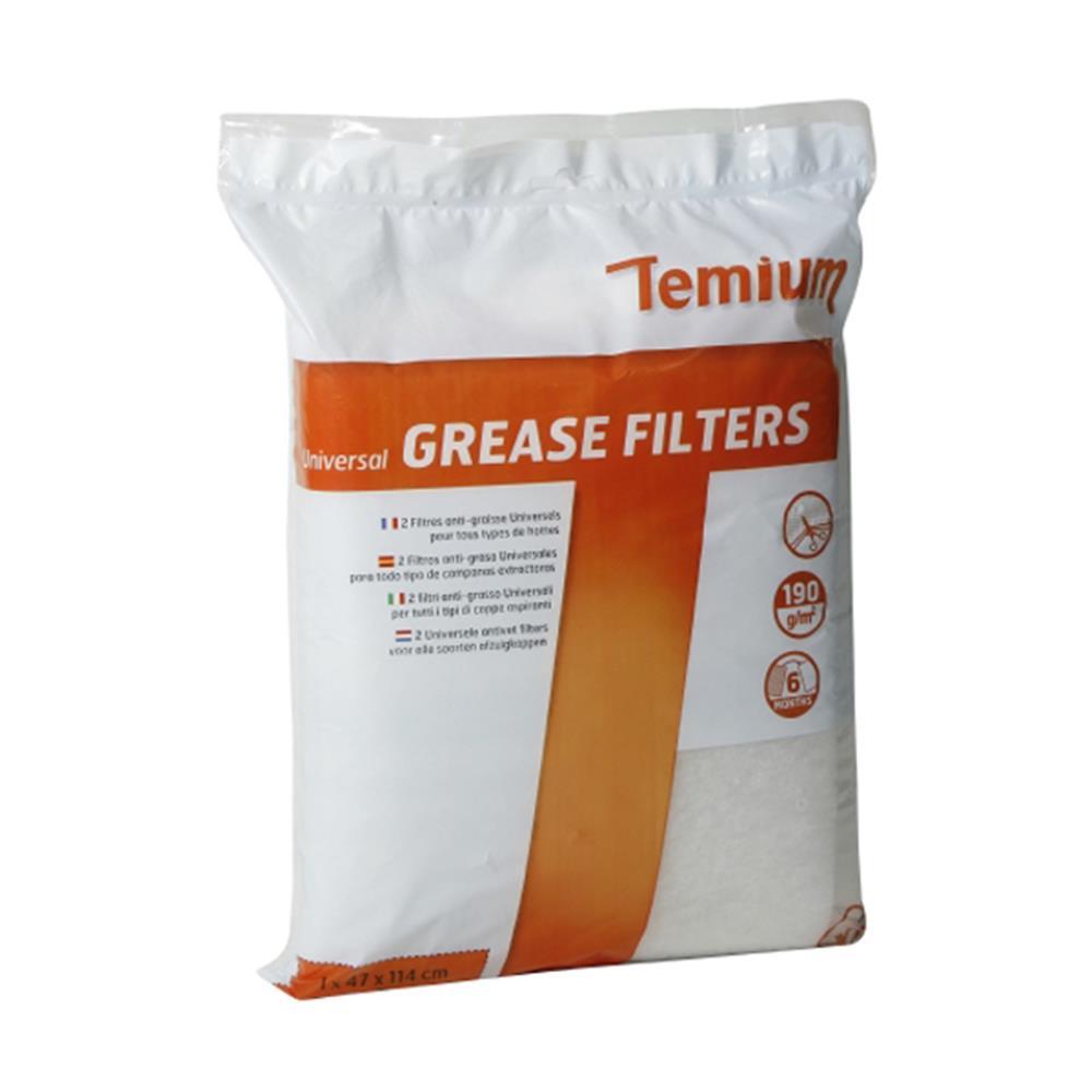 Keuken Afzuigkap Filter : Temium universele afzuigkap filters GF200 (2x) kopen bcc.nl