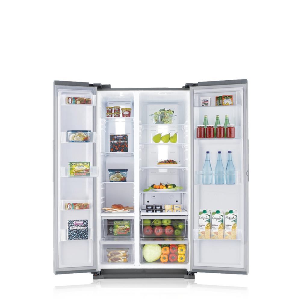 Amerikaanse Keuken Kopen : Samsung Amerikaanse koelkast RS7528THCSL/EF kopen bcc.nl