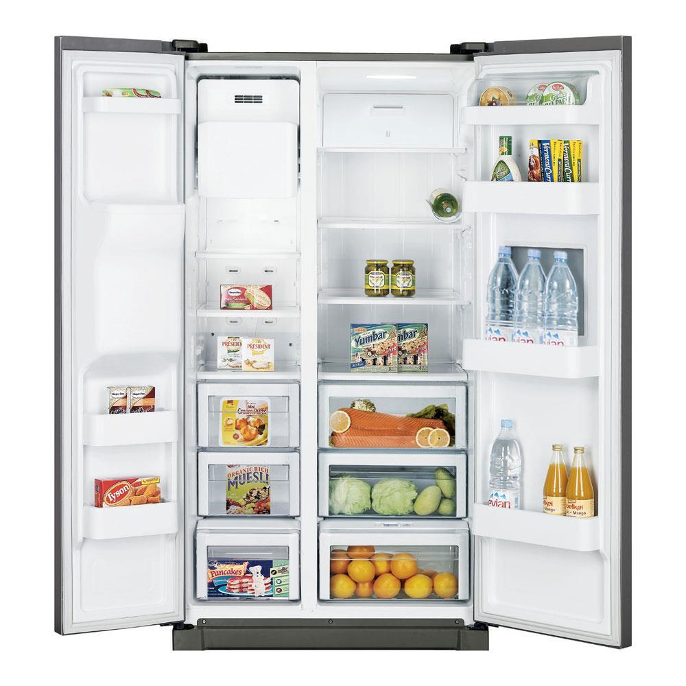 Amerikaanse Keuken Kopen : Samsung Amerikaanse koelkast RSA1ZHMG1 kopen bcc.nl