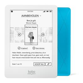 Kobo e-reader Glo (turquoise)