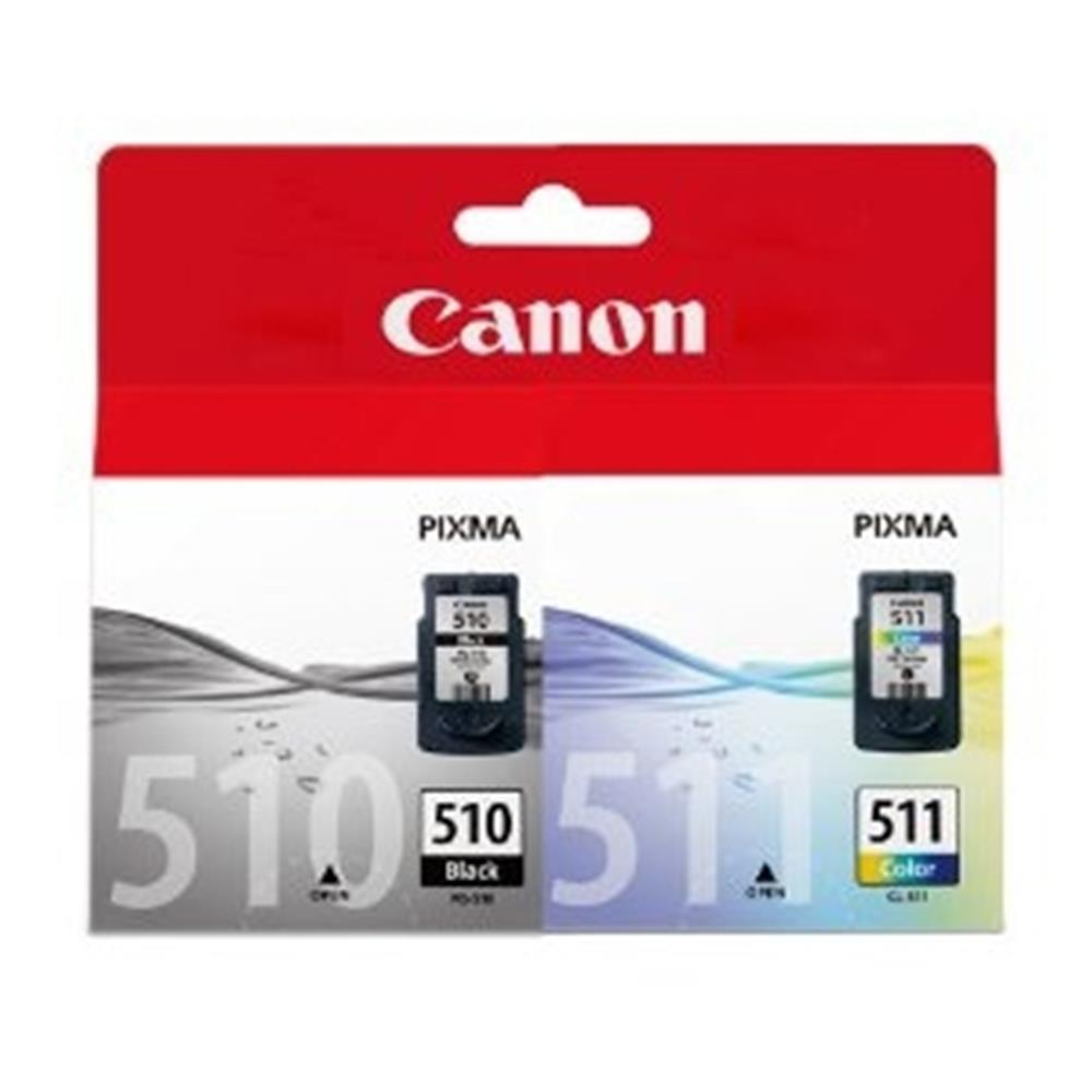 canon cartridge voordeelpak pg510 cl511 accessoires inkt cartridge. Black Bedroom Furniture Sets. Home Design Ideas