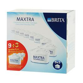 Brita filterpatronen Maxtra (12 stuks)