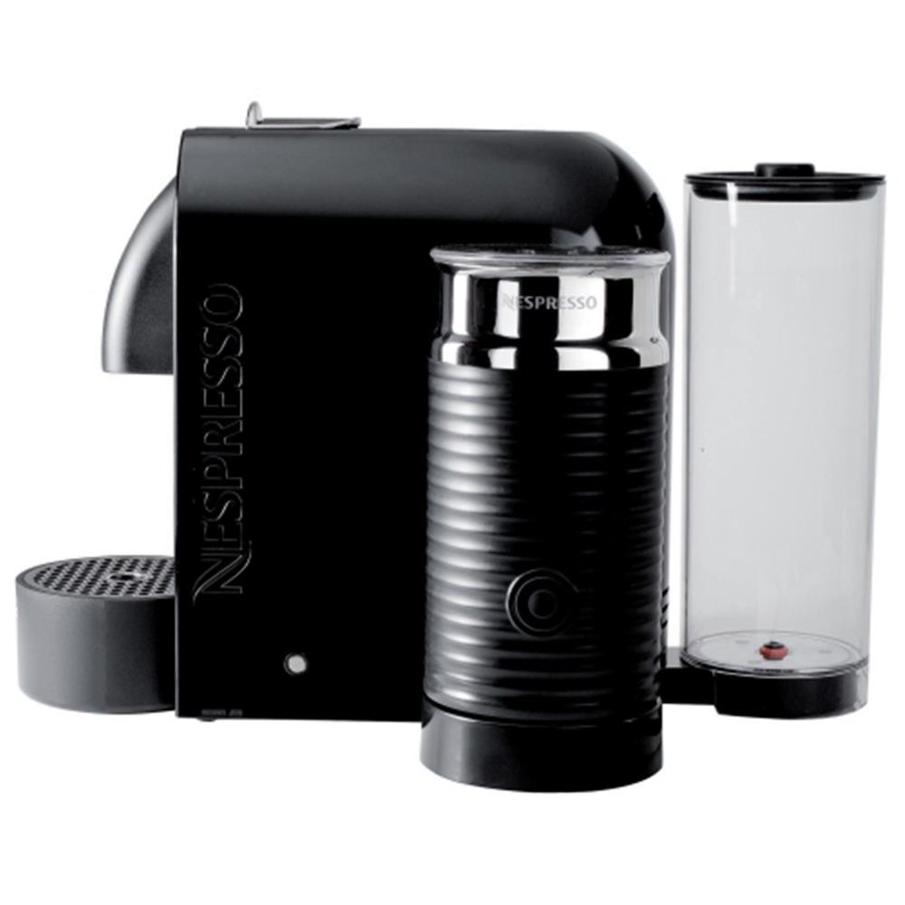 magimix nespresso u milk m130 zwart. Black Bedroom Furniture Sets. Home Design Ideas