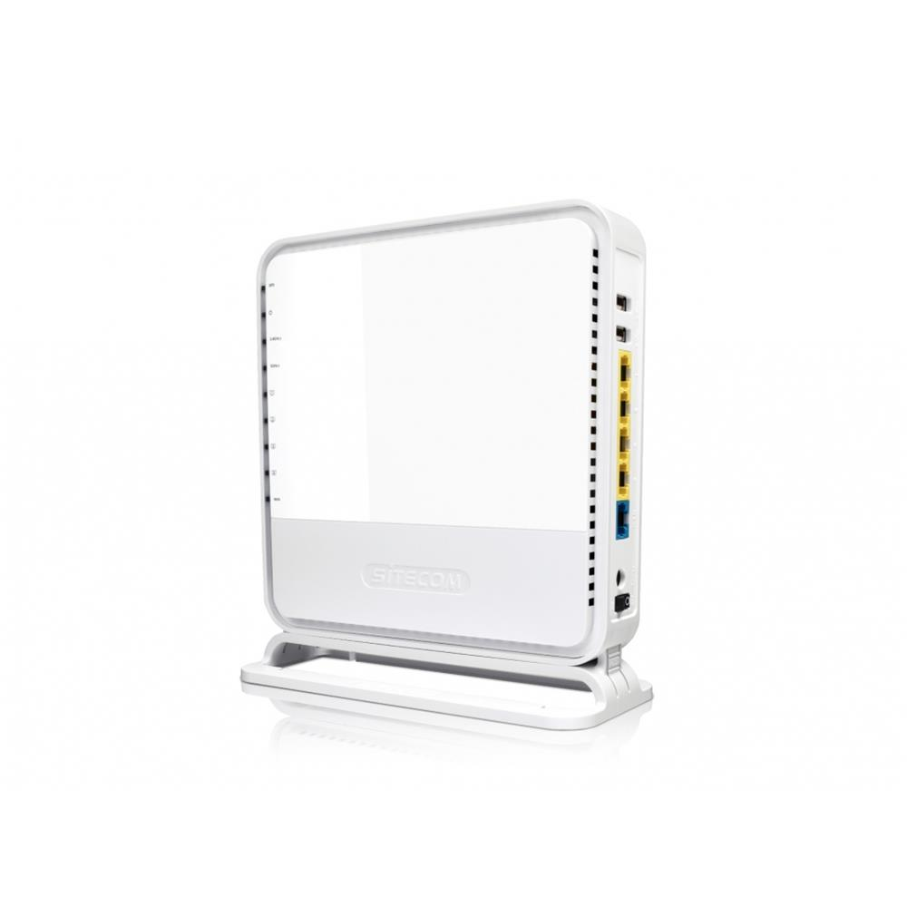 Sitecom dual-band router WLR8100 (AC1750)