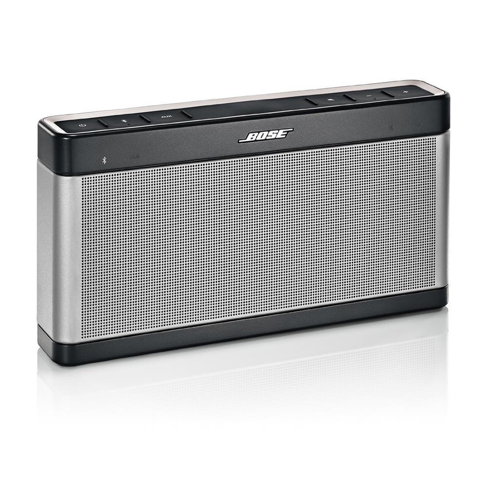 bose bluetooth speaker soundlink iii. Black Bedroom Furniture Sets. Home Design Ideas