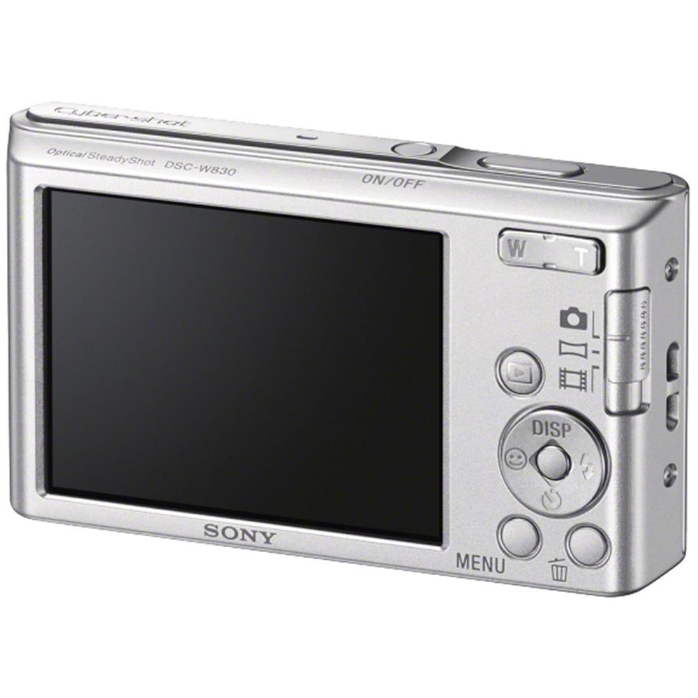 Sony compact camera DSCW830S