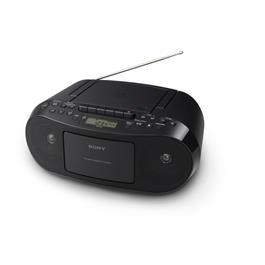 Sony CFD-S50B Draagbare radio