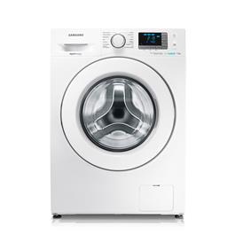 Samsung WF70F5E3P4W EcoBubble Wasmachine