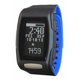 Lifetrak Zone C410 Black Blizzard Blue