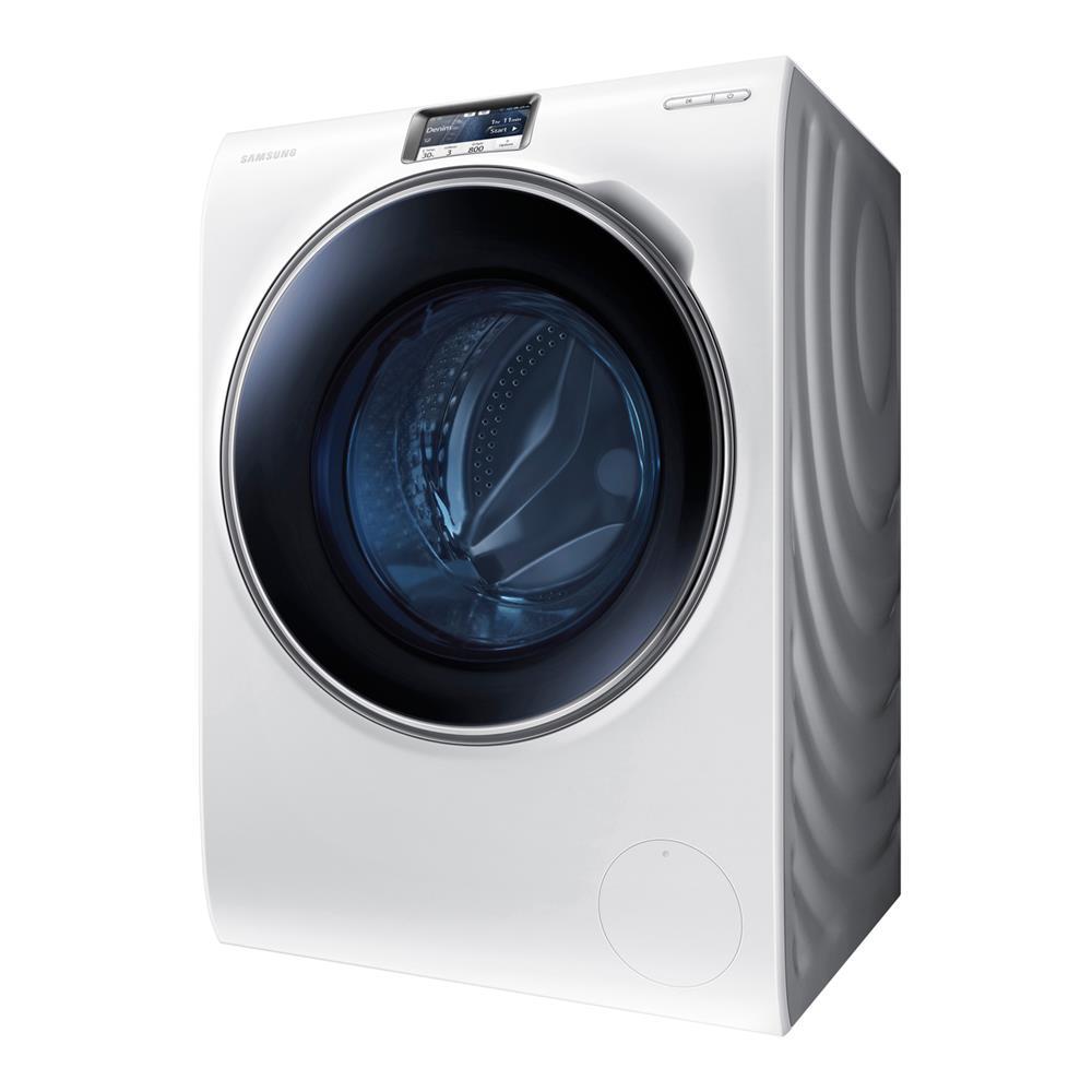 samsung wasmachine crystal blue ww10h9600ew eg. Black Bedroom Furniture Sets. Home Design Ideas