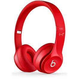 Solo 2 on-ear (rood)