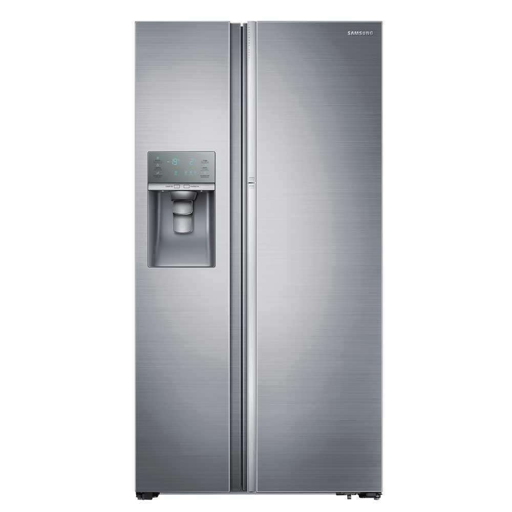 Keuken Met Amerikaanse Koelkast : Samsung Amerikaanse koelkast RH57H90707 kopen bcc.nl