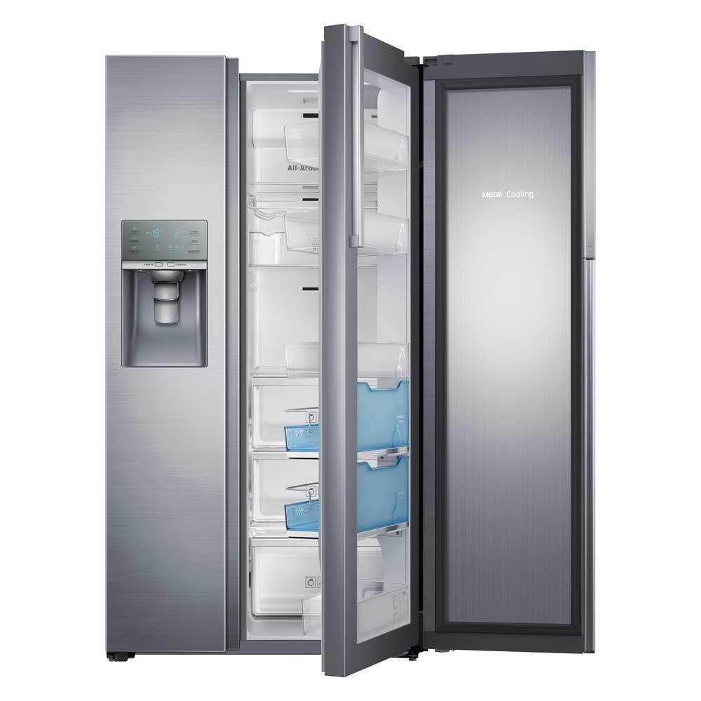 Amerikaanse Keuken Kopen : Samsung Amerikaanse koelkast RH57H90707 kopen bcc.nl