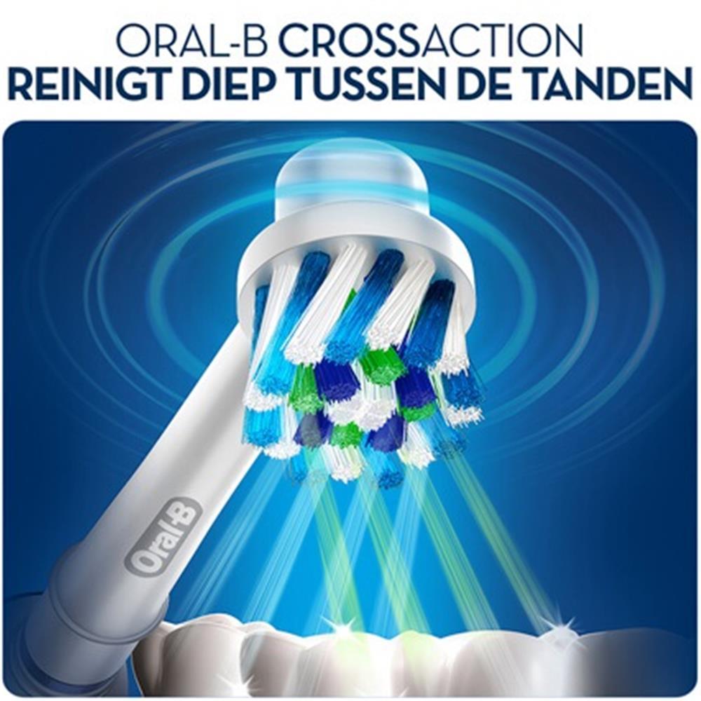 Oral-B opzetborstels EB50 4+1 (5 stuks)