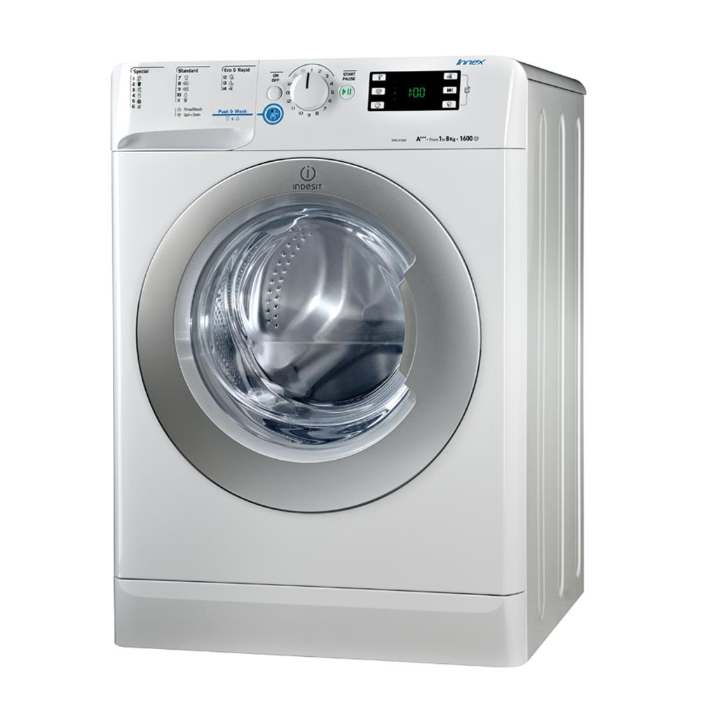 Indesit wasmachine review