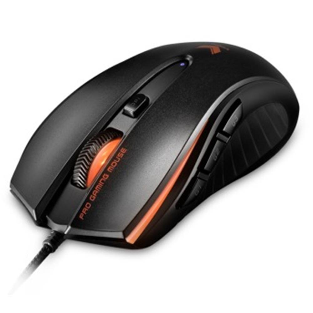 Rapoo gaming muis V300 (Zwart)