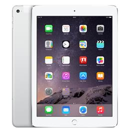 iPad Air 2, 128 GB, Wifi + Cellular, Zilver