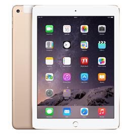 iPad Air 2, 128 GB, Wifi + Cellular, Goud