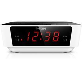 Philips AJ3115 wekkerradio, 100 mW RMS