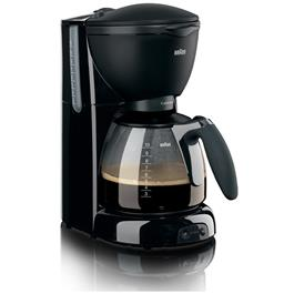 Braun koffiezetapparaat PurAroma Plus KF560/1 (zwart)