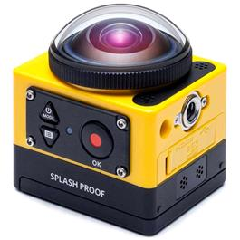 Kodak actioncam PixPro SP360
