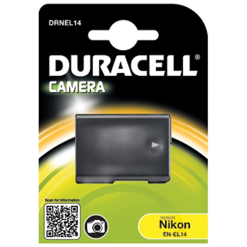Duracell Nikon EN-EL14 accu