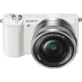 SONY Systeemcamera ILCE-5100L met SEL-P1650-lens