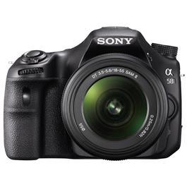 Sony spiegelreflexcamera Alpha A58 + 18-55 mm lens