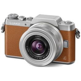 Panasonic systeemcamera Lumix DMC-GFZ7 12-32mm