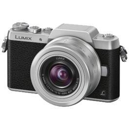 Panasonic systeemcamera DMCGF7KEGS (Zilver)