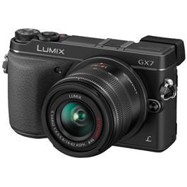 Panasonic systeemcamera DMCGX7KEGK (Zwart)