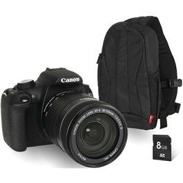 Canon spiegelreflexcamera EOS1200D 18-135mm